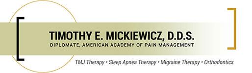 Dr. Mick Logo