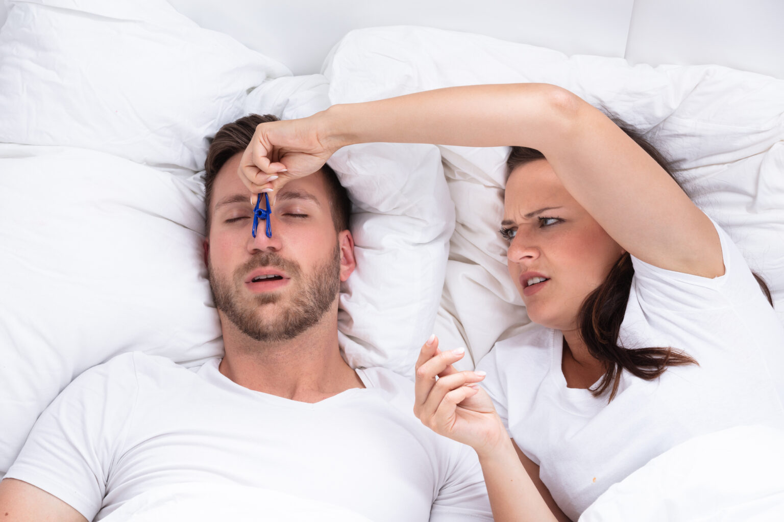 Are heart disease and obstructive sleep apnea related?