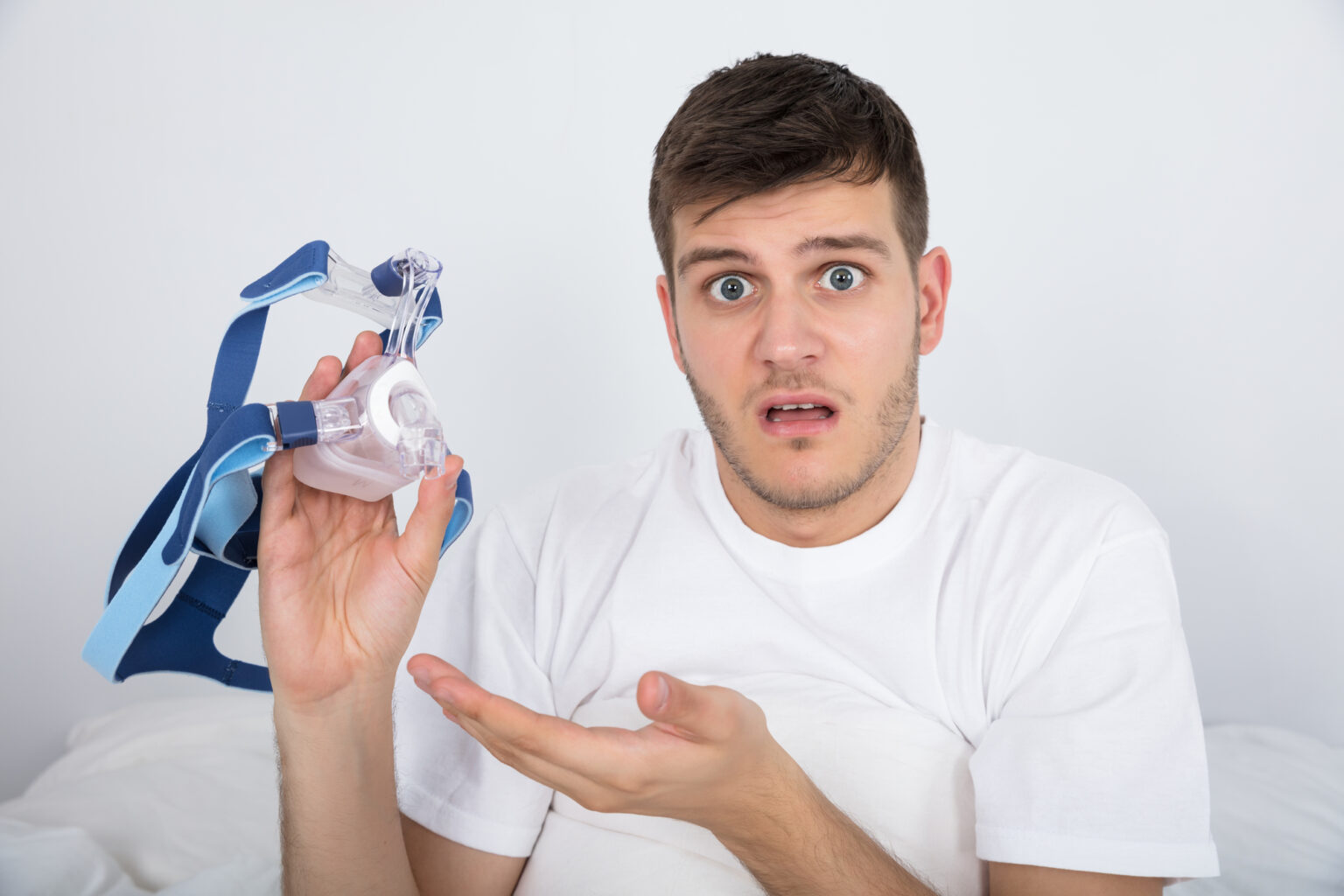 5 Reasons Sleep Apnea Patients May Be CPAP-Intolerant